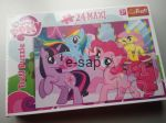 Puzzle  24 maxj My Little Pony Trefl